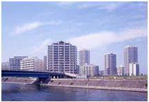 305830 浦安マリナイースト21 海園の街