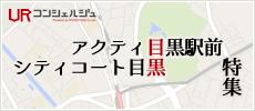 アクティ目黒駅前・シティコート目黒